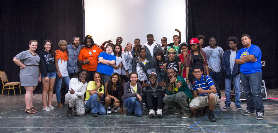2012.07   PATH to Hip Hop Summer Academy 2012 at the Miami Light Project.