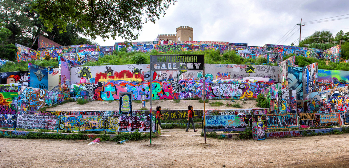 2015.05 | Hope Outdoor Gallery | Austin, Texas