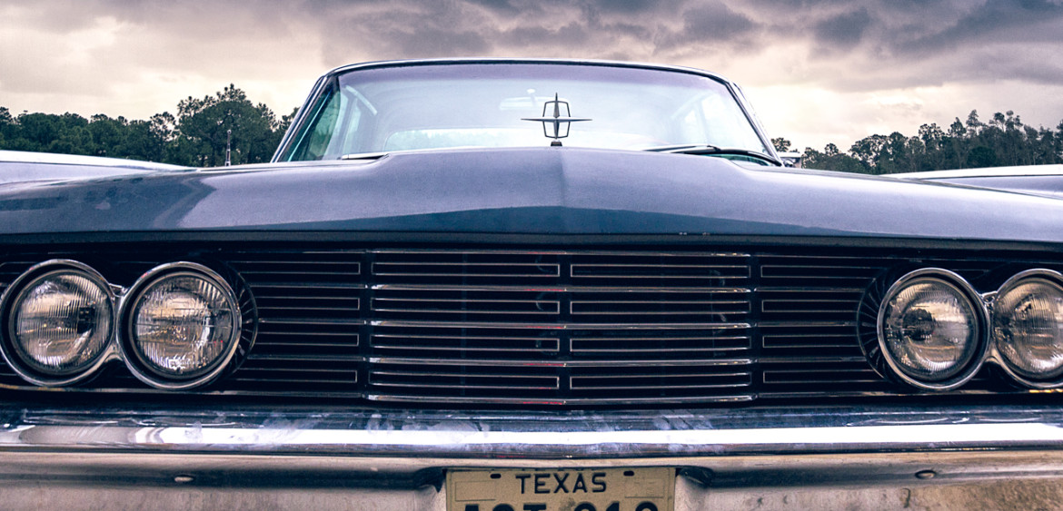 2015.05 | Lincoln Continental | Austin, Texas