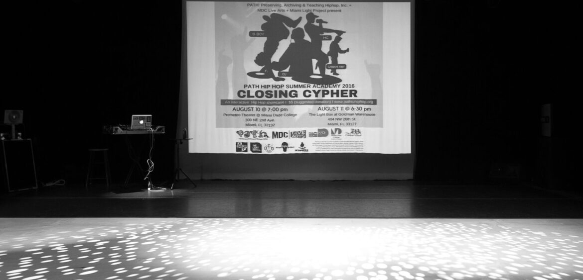2016.08.11 | PATH 2016 Summer Session Closing Cypher