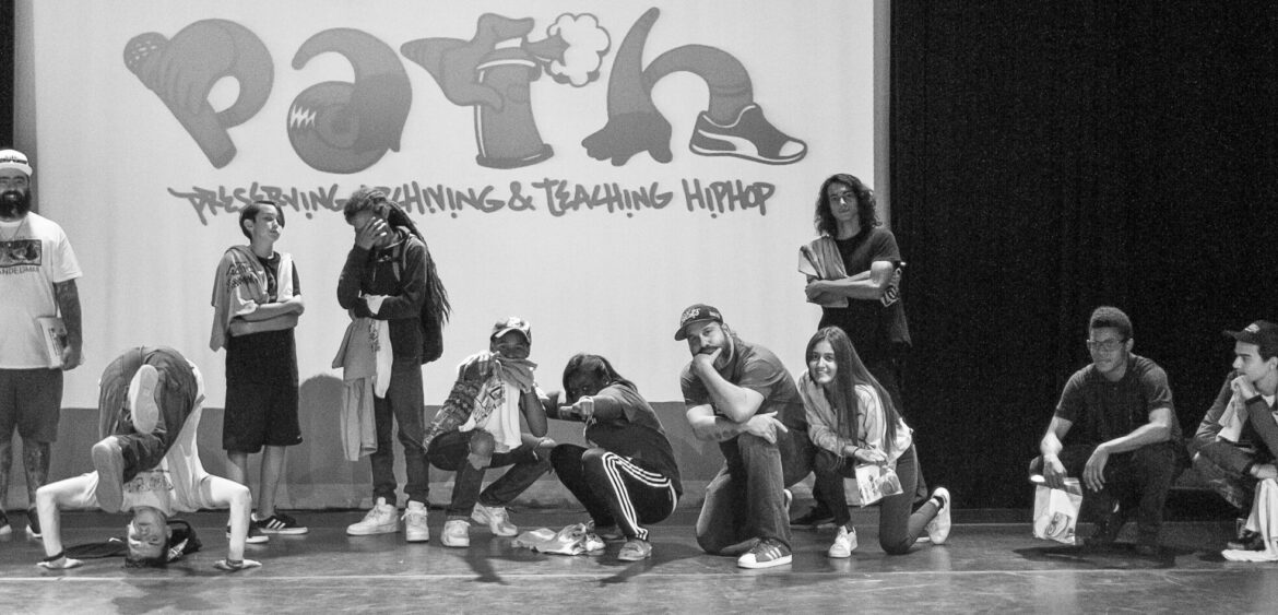 2016.08.11 | Students performing at the PATH 2016 Summer Session Closing Cypher
