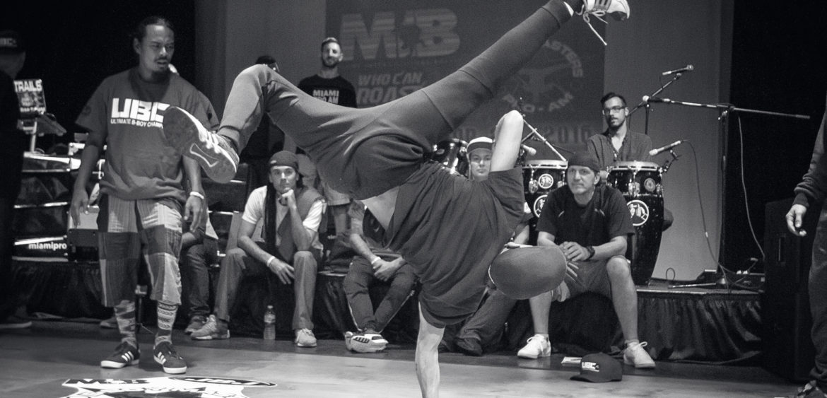 2016.12.03 | Miami Bboy Pro AM 20th Anniversary - Who Can Roast The Most - Evolution World Finals - Miami International Battle at the Miami Light Project