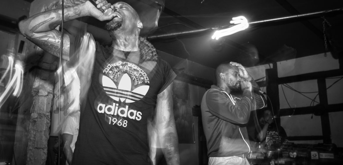 DJ Heron presents Dead Prez and Talib Kweli at Churchill's | Miami, FL